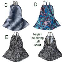 Baju Renang Bayi Perempuan Motif 6-12 Bulan