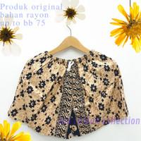 Celana Pendek Wanita Hotpants Wanita Celana Santai Motif Batik - batik E, All Size