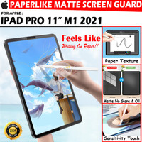 iPad Pro 11 2021 M1 Chip Paperlike Screen Protector Antigores Matte