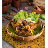 Ayam Ungkep Goreng Serundeng 1 Ekor Frozen Food (Ayam Saja)