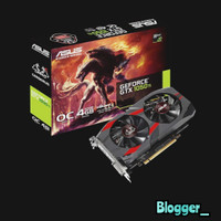 VGA ASUS Cerberus GeForce® GTX 1050 Ti OC Edition 4GB GDDR5
