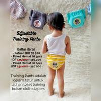 CuddleMe Training Pants Popok kain Bayi