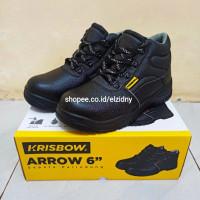 Sepatu Safety Krisbow Arrow 6 Inch