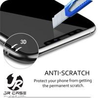 Tempered Glass Anti Spy iPhone XR , Iphone X / XS Ceramic Glass Matte