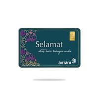 Gift Series Emas Batangan Logam Mulia PT. Antam Hadiah untuk Keluarga