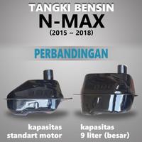 Tangki Tengki Tank Bensin Fuel Yamaha N Max NMax 9 liter Berkwalitas
