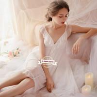 lingerie sexy piyama clubbing sleepwear dress babydoll daster import