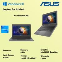 Notebook Asus BR1100CKA Intel Celeron N4500 4GB 128GB Win 10 Home