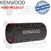 Basstube Kenwood KSC-W1201T Subwoofer Bagasi Box Audio Mobil