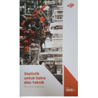 BUKU SERI KULIAH RINGKAS STATISTIK UNTUK SAINS & TEKNIK