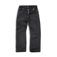 Vearst Pants Baggy Griffon Black Washed