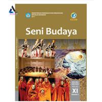 BUKU PAKET SMA/MA KELAS 11 / XI DIKNAS SBK SEMESTER 1 Seni Budaya
