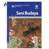 BUKU PAKET K13 SMA KELAS 10 / X REVISI TERBARU SBK SEMESTER 2 Seni Bud