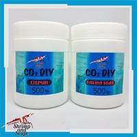 BAHAN CO2 DIY CITRUN DAN BAKING SODA CISOD CITRIC ACID 1 KILOGRAM KG