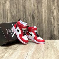 Sepatu anak / NIKE AIR JORDAN / Merah Putih / size 21-35