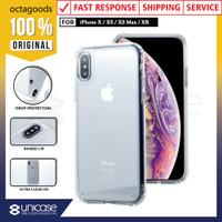 Case iPhone XS Max / XS X / XR OCTAGUARD Anti Shock Crack Clear Casing