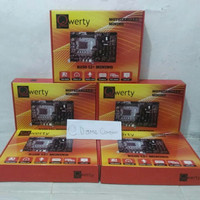 MOTHERBOARD Qwerty B250 DDR4 B250-BTC 2400MHZ 12 X PCI-E LGA 1151 NEW