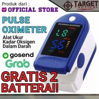 Oximeter Fingertip LK87 Oxymeter Alat Ukur Kadar Oksigen Dalam Darah