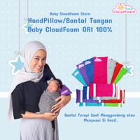 HANDPILLOW Baby CloudFoam ORIGINAL - Bantal TANGAN Terapis Anti Peyang