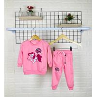 Baju Anak Perempuan Model Terbaru Sweater Anak Perempuan 1-6 TAhun