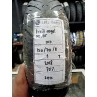 Ban Pirelli Angel scooter ring 11 ukuran 120 70 11 untuk blakang vespa