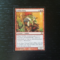 Goblin King VG Magic the Gathering MTG