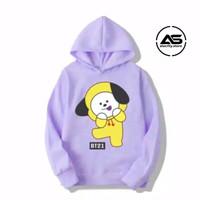 [COD] Sweater Hoodie Anak Perempuan Baju Anak Chimmmy Umur 6-10 Tahun