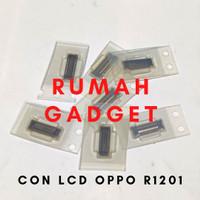 CONNECTOR SOKET LCD CON LCD OPPO R831/R1201/NEO 5/R7 LITE