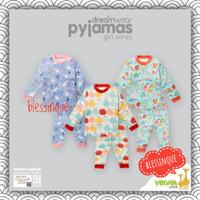 Velvet Junior PIYAMA Dreamwear BIG SIZE 2-10 Tahun FRUITY POP