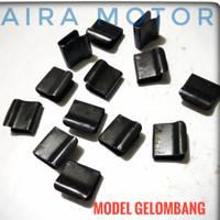 Kancing Talang Air Mobil Jepitan Talang Air mobil Universal 1pc