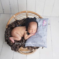 Bantal Anti Peyang Baby CloudFoam ORIGINAL 100% - Free Gift - Grey