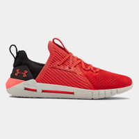 Under Armour Men HOVR™ SLK EVO Perf Suede Sportstyle Shoes Red - 9.5