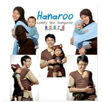 HANAROO BABY WRAP / GENDONGAN ANTI PEGAL HANAROO POLOS MURAH