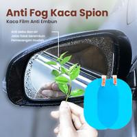 [SF] AntiFog Spion Mobil Motor Rainproof Film JUMBO 10x15cm