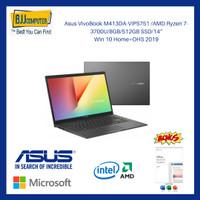 ASUS VivoBook M413DA-VIPS751 BLACK / VIPS752 SILVER