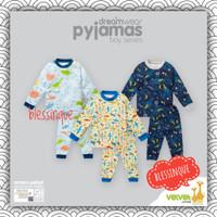 Velvet Junior PIYAMA Dreamwear BIG SIZE 2-10 Tahun OUTER SPACE