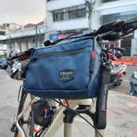 tas sepeda VINQUA untuk sepeda seli roadbike gravel 4 in 1 waterproff