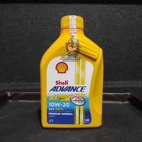 SHELL ADVANCE AX5 MATIC 10W30 800ML/OLI MOTOR MATIC/OLI MATIC