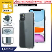 Case iPhone 11 Pro / Max / 11 OCTAGUARD Anti Shock Crack Clear Casing