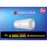 EHG 80 | Water Heater Rheem 80 Liter (800 W)