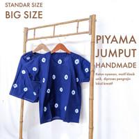 Baju Tidur Piyama Batik Jumputan Unik Murah Bahan Enak Adem