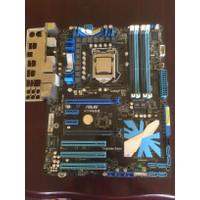 Mobo Asus P7P55D & Processor i7 870 LGA 1156