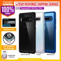Case Galaxy S10 Plus / S10e / S10 Spigen Anti Crack Clear Ultra Hybrid