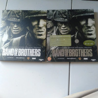VCd BAND Of BROTHERS Limited edition