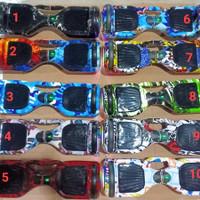 Smart Balance Wheel 6,5inch Bluetooth Led Bluetooth FREE KNEE INLINE - 4