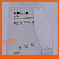 Masker KF94 Mouson Branded Populer Top Protection Trendy ExclusivePack