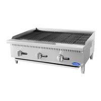 Gas Char Broiler / Grill / Griller / Bakaran Gas 90 cm