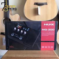 Nux MG300 MG-300 MG 300 Efek Gitar / Modelling Efek Digital