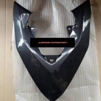 tameng v/ dasi depan vario 125-150 led lama . abu abu