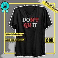 Baju Kaos Distro Cowok Atasan Pria T-shirt Pakaian Murah Original - Maroon, M